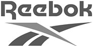 The logo for Reebok