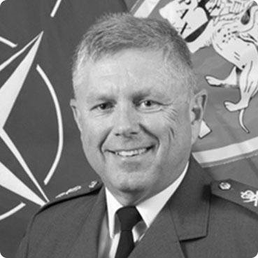 An image of Lieutenant - General (Ret'd) Alain J. Parent