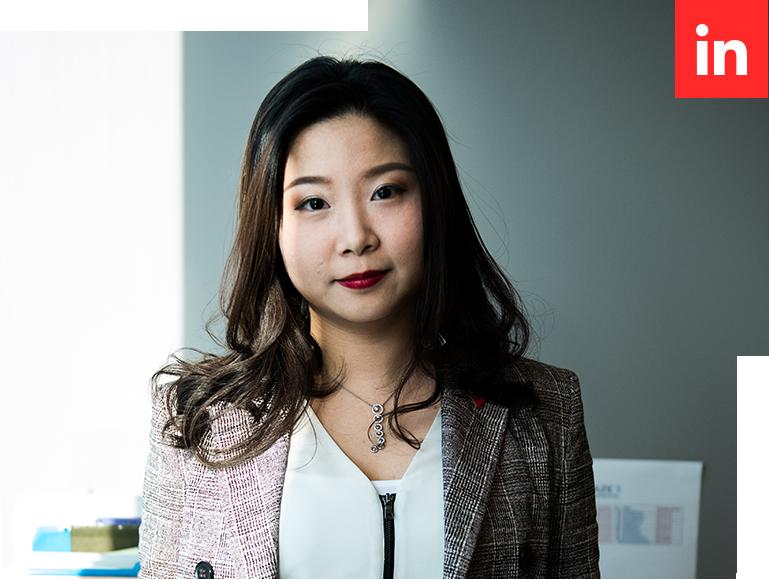 Headshot of Alina Pei