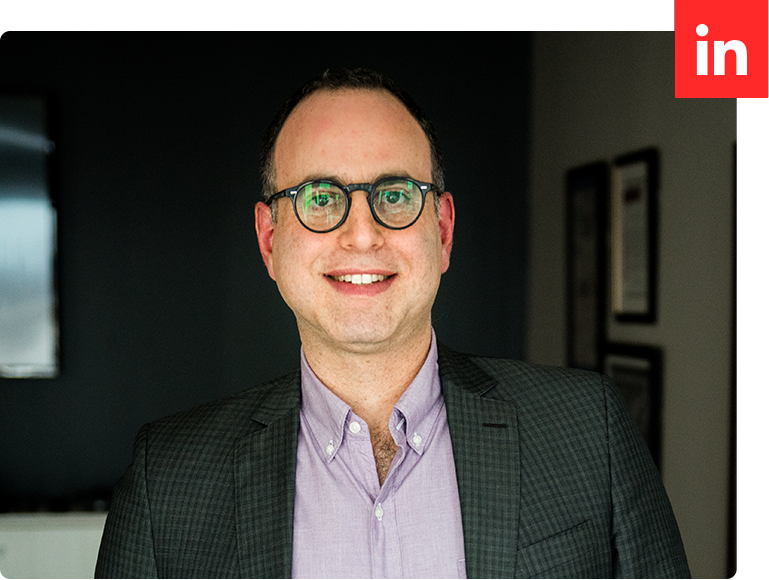 Headshot of Brian Moskowitz