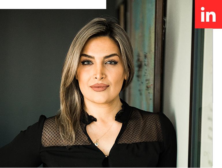 Headshot of Julie Karami